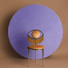 "Ana Milena Hernandez na Instagrame: ""My Wink chair ❤️❤️❤️❤️ @houtique_ . . .. . . #designinspiration #designlife #interiordesign #colordesign #colordesigner #productdesign…"" Inspiration Design, Interior Inspiration, Chair Design, Instagram, Interior Design, Table, Furniture, Color, Home Decor"