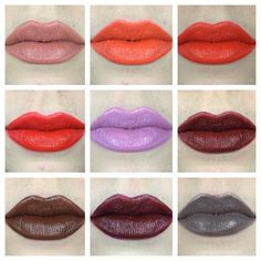 Colourpop Lippie Stix, Colourpop Cosmetics, Dupes, Makeup Items, Makeup Brands, Colour Pop Makeup, Lips Illustration, Cruelty Free Makeup, Makeup Swatches