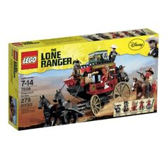 LEGO The Lone Ranger Stagecoach Escape (79108) LEGO,http://www.amazon.com/dp/B00ATX7JPM/ref=cm_sw_r_pi_dp_fMDftb0GA27MG8NT