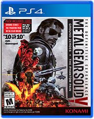 Metal Gear Solid V: The Definitive Experience for PlayStation 4 | GameStop