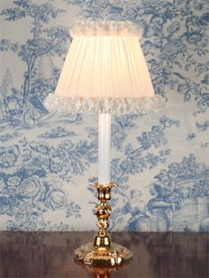 how to make own lampshade