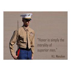 Military Warrior, I Salute You!