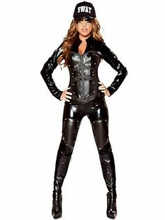 sexy swat costume - Swat Costumes For Halloween