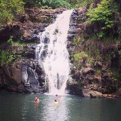 Can I just go back already?! Waimea Falls, Oahu Hawaii