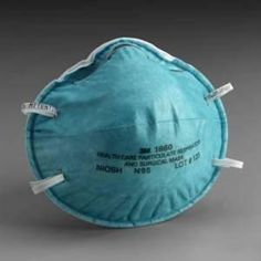 3M N95 PARTICULATE MASK 1860