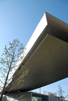 Hoki Museum by aquillar, via Flickr