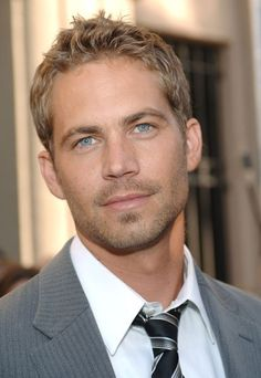Paul Walker and his beautiful eyes