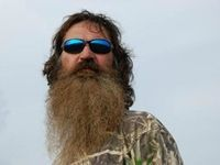 """A producer behind the super-successful """"Duck Dynasty"""" series says show patriarch Phil Robertson treats everyone in the cast well, regardless of their race or sexual orientation."""