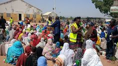 Heartbreaking: Tears as Nine IDPs Killed by Boko Haram are Buried