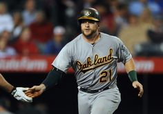 "A's Believe in Stephen Vogt – Will Major League Baseball? - There's a chance you may have heard of Oakland Athletics' All-Star catcher Stephen Vogt; there's also a pretty good chance that you haven't. You might heard random Athletics' fans chanting ""I believe in Stephen Vogt"" at your home ballpark....."