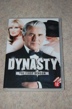 Dynasty: The First Season DVD set (Dutch edition, 17 April 2008)