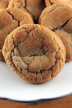 Brown Butter Snickerdoodles