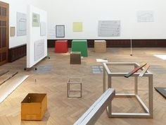 Joëlle Tuerlinckx at Kunsthaus Lempertz