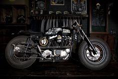 ilovedust boneshaker cafe racer 1