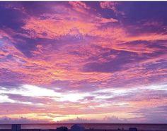 Pink Sky #dawnpatrol #lamerlove