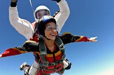 Fallschirm Tandem Österreich