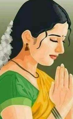 Indian Art Paintings, Secret Code, Beautiful Wallpaper, Most Beautiful Flowers, Happy Monday, Indian Beauty, Krishna, 2d, Desi