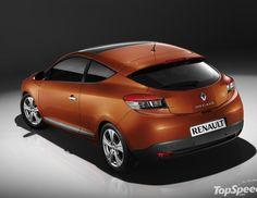 Renault Megane Coupe model - http://autotras.com