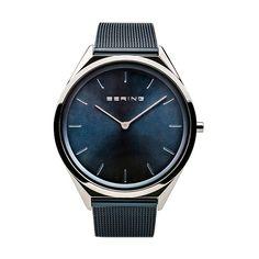 Dieses Damenuhr ist ein richtig klassischer Zeitmesser und besticht mit seiner Leichtigkeit. Rolex, Elegant Watches, Iwc, Classic Collection, Fossil, Watch Case, Danish Design, Seiko, Stainless Steel Case