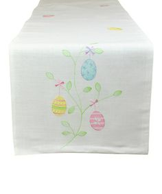 Look what I found on #zulily! Easter Egg Garden Table Runner by Design Imports #zulilyfinds