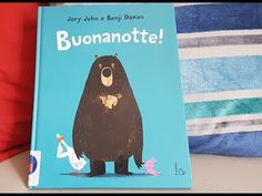 Buonanotte! - John, Davies - YouTube Dads, School, Cover, Youtube, Books, Winter Time, Pearls, Spring, Libros