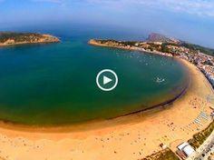 Uma visita deliciosa a uma das mais paradisíacas praias de Portugal: S. Martinho do Porto!