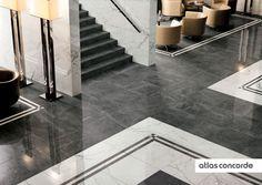 #MARVEL calacatta and grey | #AtlasConcorde | #Tiles | #Ceramic