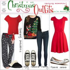 I hoped you enjoyed these outfits! Christmas Eve Outfit, Holiday Party Outfit, Christmas Fashion, Holiday Outfits, Winter Outfits, Classy Christmas, Christmas Dresses, Christmas Clothes, Thanksgiving Outfit