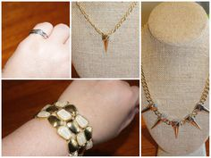 June 2014 Wantable Accessories & Jewelry Subscription Box Review - http://mommysplurge.com/2014/06/june-2014-wantable-accessories-jewelry-subscription-box-review/ #wantable