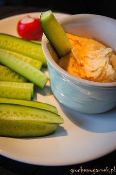 Hummus - pasta z ciecierzycy • Anna Sudoł