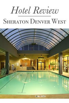 The Trekking Cat - Hotel Review: Sheraton Denver West in Lakewood, CO