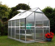 Grow King Greenhouse 8x6 Basic Starter Kit  £319.00  http://www.greenhousestores.co.uk/Grow-Master-Greenhouse-8x6-Basic-Starter-Kit.htm
