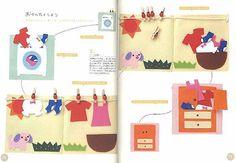 Japanese Felt Craft Book