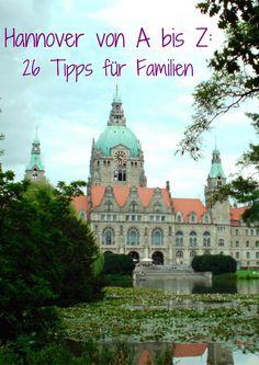 #Hannover für Familien
