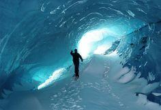 frozen ocean wave tunnel | Maravillas del hielo hace 1 año, 4 meses #1