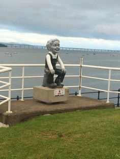Oor wullie at 80years young