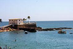 Forte de Santa Maria - Salvador