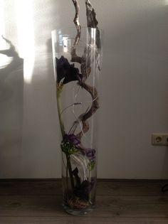 Decoratie in vaas 2! #intratuin #pintratuin