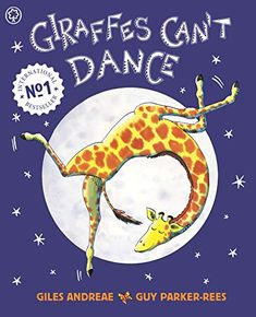 Booktopia has Giraffes Can't Dance by Giles Andreae. Buy a discounted Paperback of Giraffes Can't Dance online from Australia's leading online bookstore. Bournemouth, Toddler Books, Childrens Books, Best Seller Livre, Gerald The Giraffe, Giraffes Cant Dance, Illustrator, Daisy Petals, Physical Development
