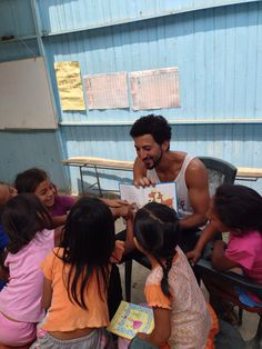 Meet Yasin, a University of Maryland graduate student and UBELONG volunteer in action in Lima, Peru. This is what changing the world looks like: story by story, smile by smile, moment by moment. #VolunteerInLima