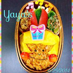 """先日""""しおりちゃん""""を産んだママ友へ♡  食べるのはうちの夫:) - 61件のもぐもぐ - 写メ de 「しおりちゃん」のお誕生おめでとう by yaya88"""
