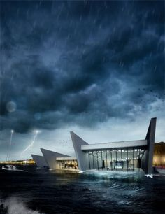 CGarchitect - Professional 3D Architectural Visualization User Community | Inspiration - Rain Vol. 1