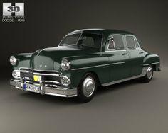 Dodge Coronet sedan 1950