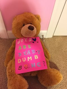 Bestfriend homecoming proposals.who needs man.