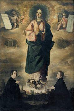 Immaculate Conception - Francisco de Zurbarán — Google Arts & Culture