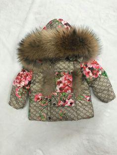 2016 Winterjacke Mädchen daunenmantel kind daunenjacken mädchen ente unten Pelz kapuze lange mäntel kinder Anzug set oberbekleidung