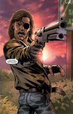 Snake Plisskin, Escape From NY (or LA)