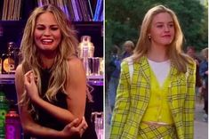 """Alicia Silverstone Wore Her Iconic Outfit From """"Clueless"""" When She Met Chrissy Teigen Duke And Duchess, Duchess Of Cambridge, Theatre Nerds, Musical Theatre, The Baftas, Alicia Silverstone, Laughing And Crying, Chewbacca, Princess Kate"""