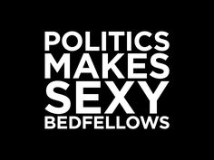 Truism brought to you by Political Animals on USA Network