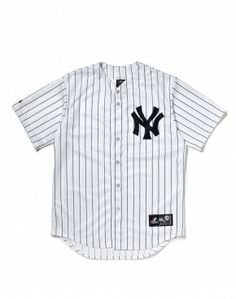 b0cc4a27a Majestic Athletic NY Yankees Baseball Jersey Outfit